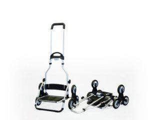 Andersen Treppensteiger Royal Shopper ♥  lässt sich an den Einkaufswagen hängen  ♥ abnehmbare Räder ♥ Treppensteiger Räder